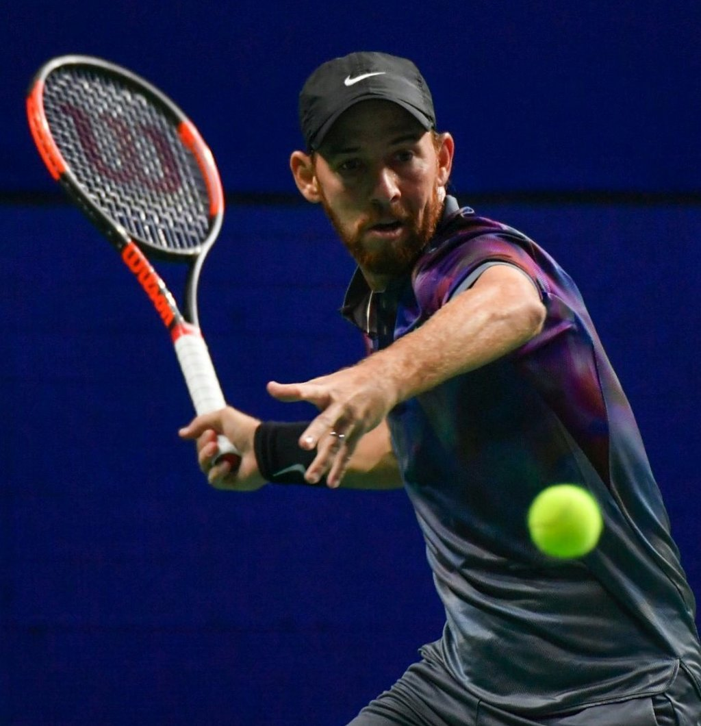 Dudi Sela – first quarterfinalist of VTB Kremlin Cup