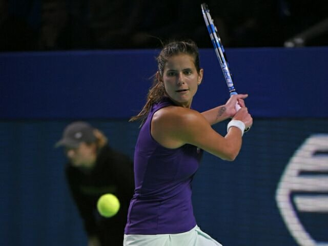 Goerges left no chance to Tsurenko