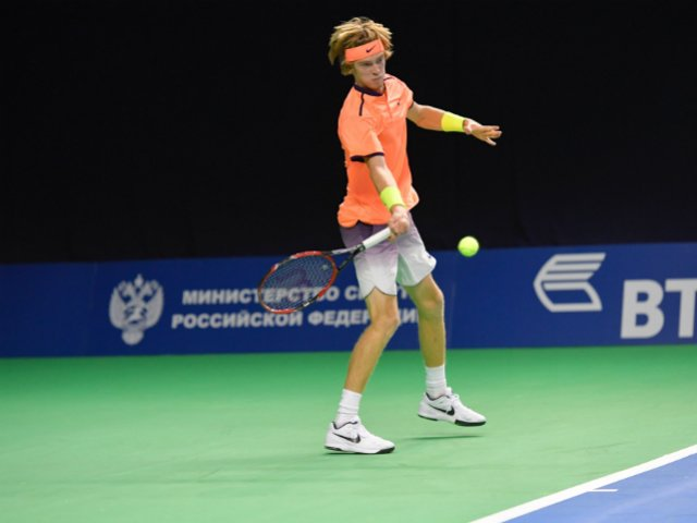 Andrey Rublev commented on his loss to Filipp Krajnovic.