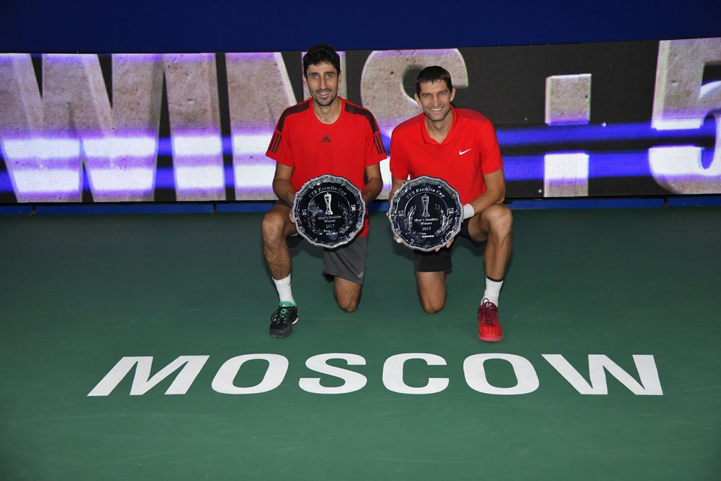 Mirnyi/Oswald take the doubles title