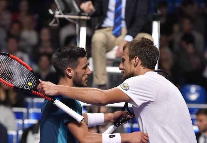 Basic versus Dzumhur: best friends decided who was the better player